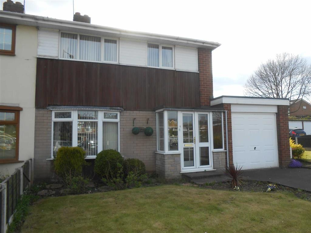 3 Bedrooms Semi Detached House for sale in Buxton Road, Bloxwich, Walsall