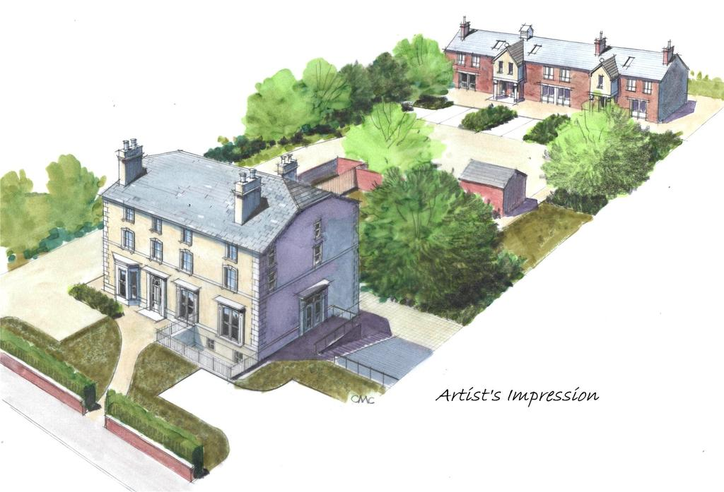 4 Bedrooms House for sale in Chester, Cheshire