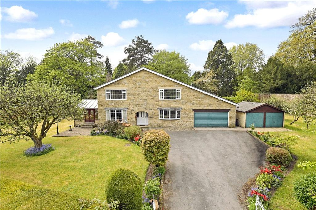 4 Bedrooms Detached House for sale in Copgrove, Harrogate, North Yorkshire, HG3