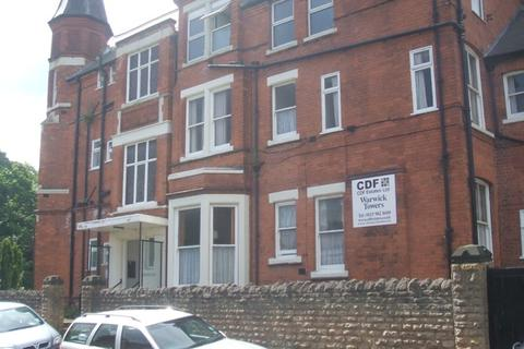 Studio to rent - Warwick Towers, Mansfield Road NG5