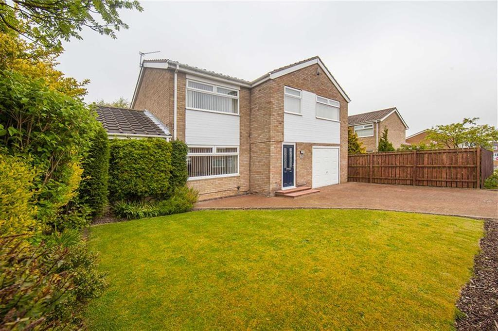 5 Bedrooms Detached House for sale in Canterbury Avenue, Hadrian Park, Wallsend, NE28