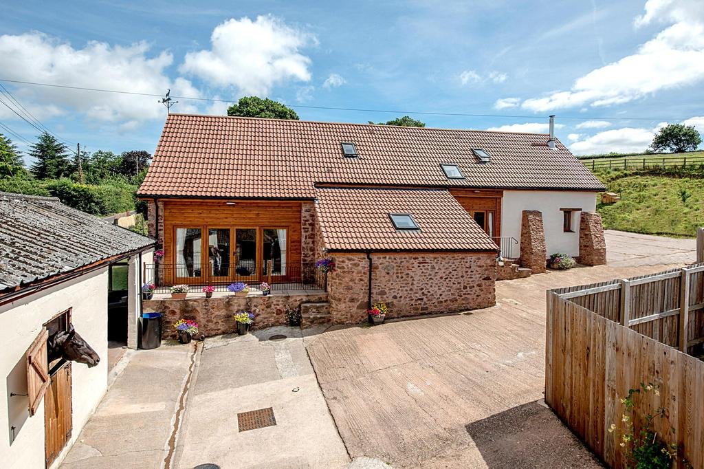 4 Bedrooms Equestrian Facility Character Property for sale in Crowcombe, Taunton