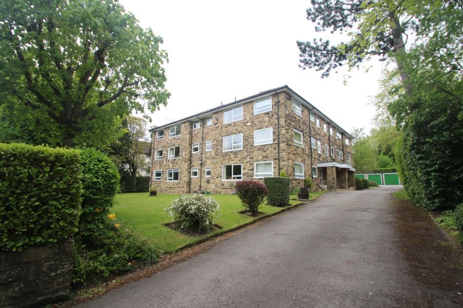 2 Bedrooms Apartment Flat for sale in DUCHY GRANGE, 47 KENT ROAD, HARROGATE, HG1 2EU