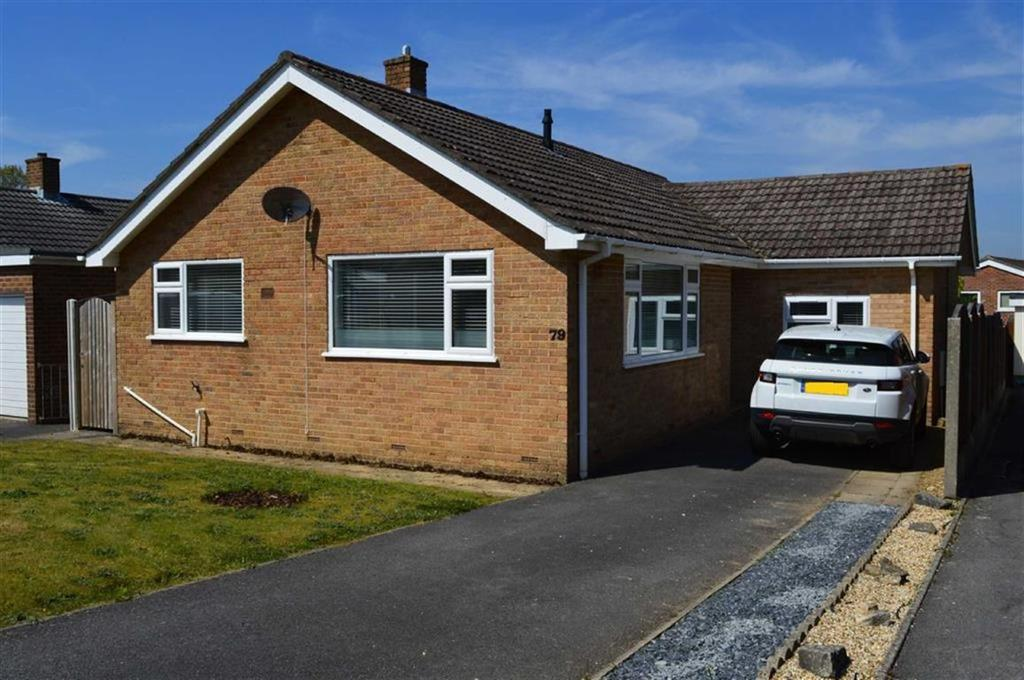 3 Bedrooms Detached Bungalow for sale in Rempstone Road, Wimborne, Dorset