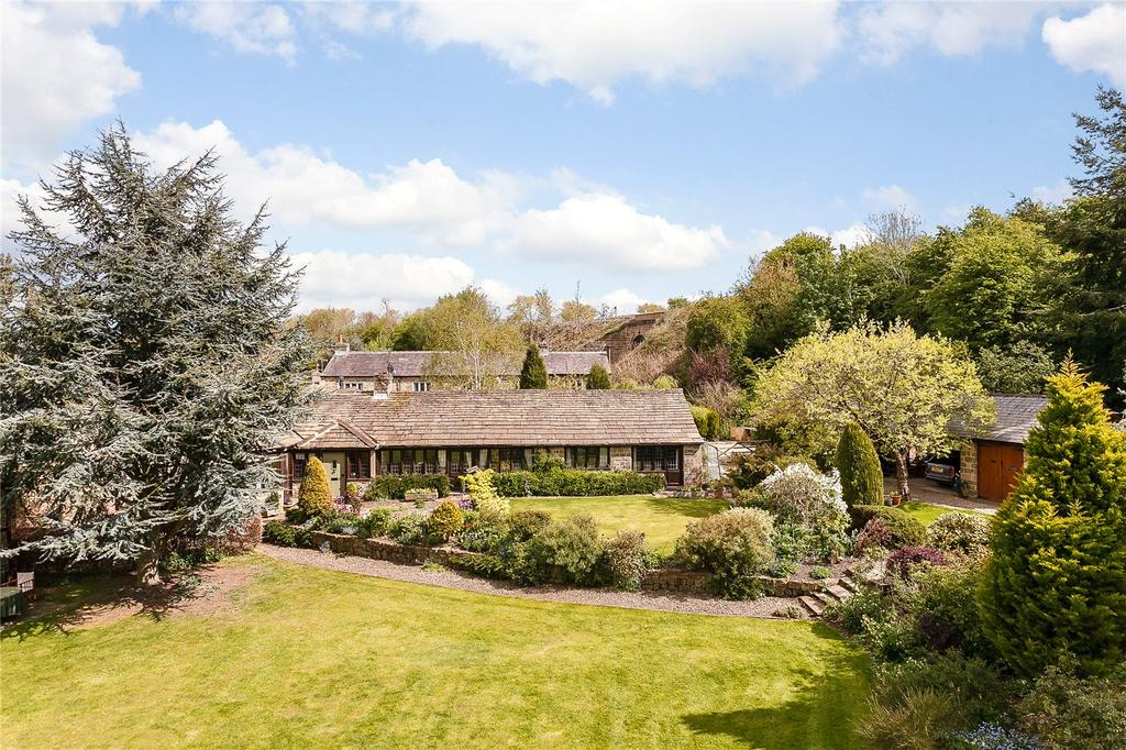 3 Bedrooms Detached Bungalow for sale in Castley Hall Barns, Castley Lane, Castley, Otley