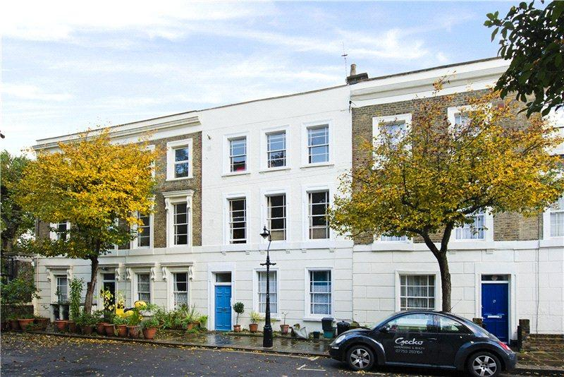 1 Bedroom Flat for sale in St Martins Close, Camden, London