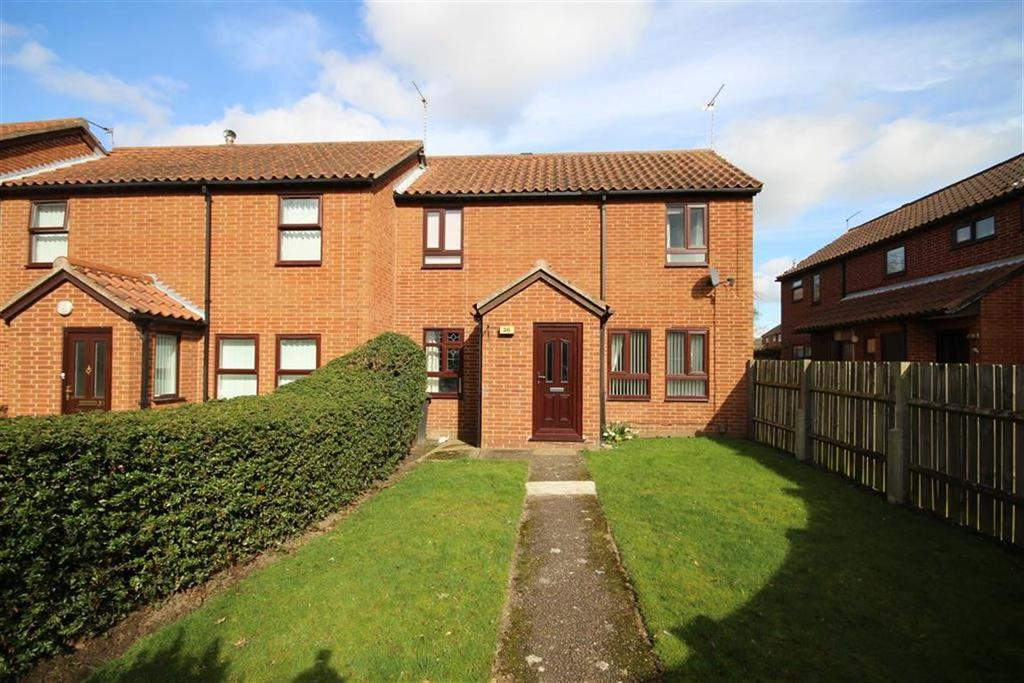 2 Bedrooms End Of Terrace House for sale in Edgehill, Lincoln, Lincolnshire