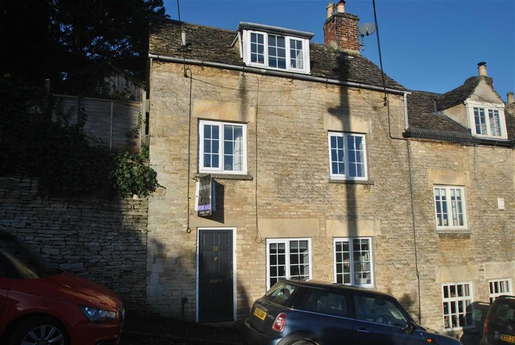 3 Bedrooms Town House for sale in Gumstool Hill, Tetbury