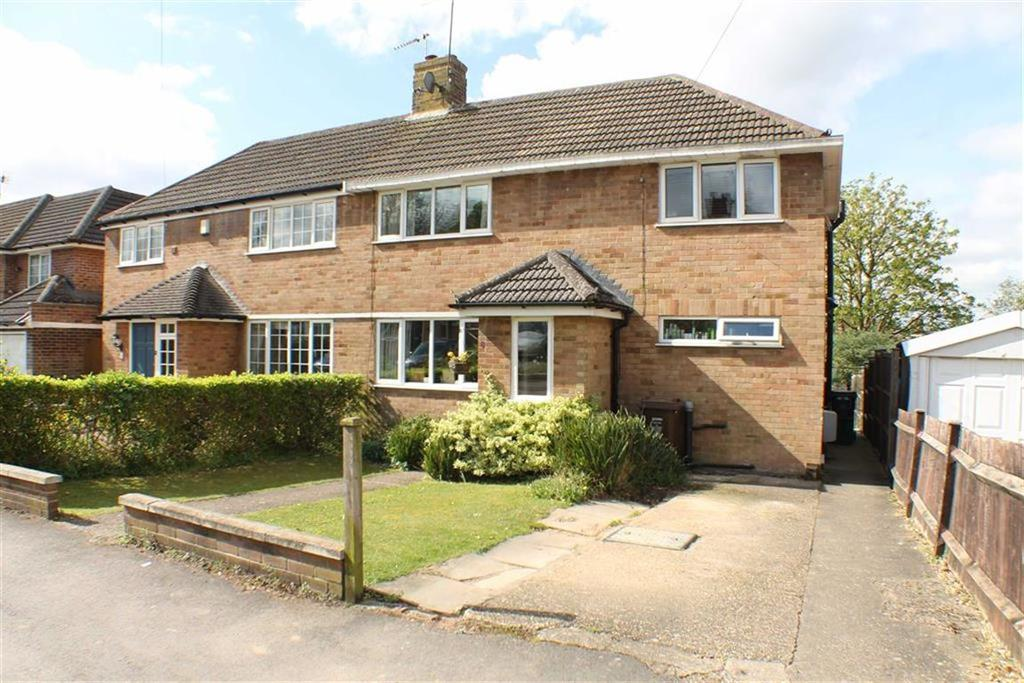 4 Bedrooms Semi Detached House for sale in Leycroft Way, Harpenden, Hertfordshire, AL5