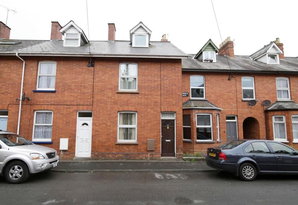 3 Bedrooms House for sale in John Street, Tiverton