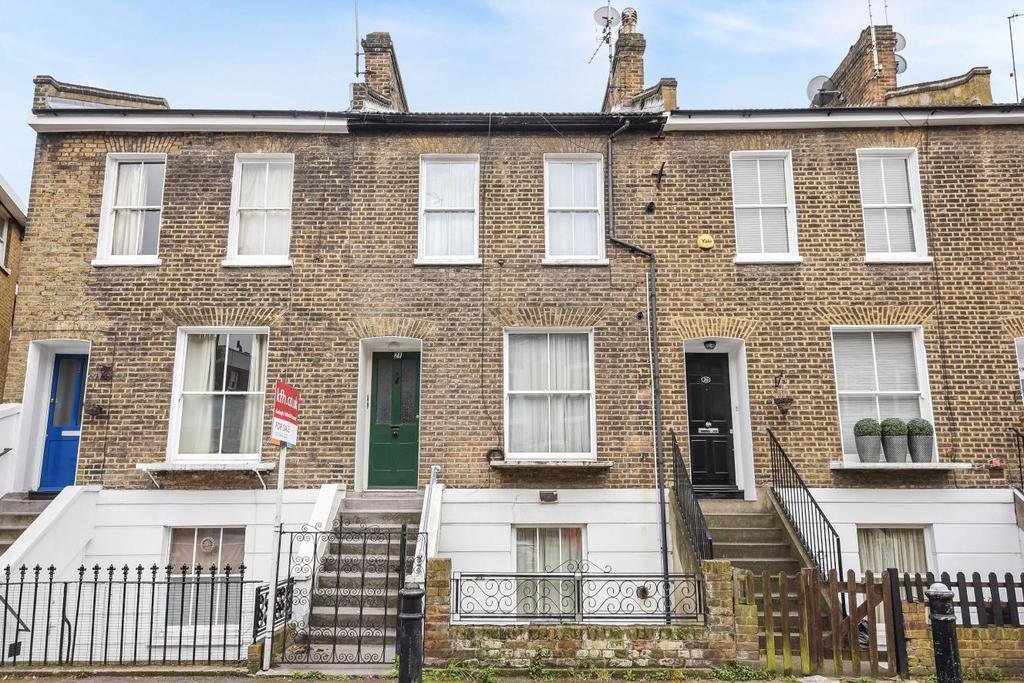 3 Bedrooms Terraced House for sale in Vernon Street, West Kensington, W14