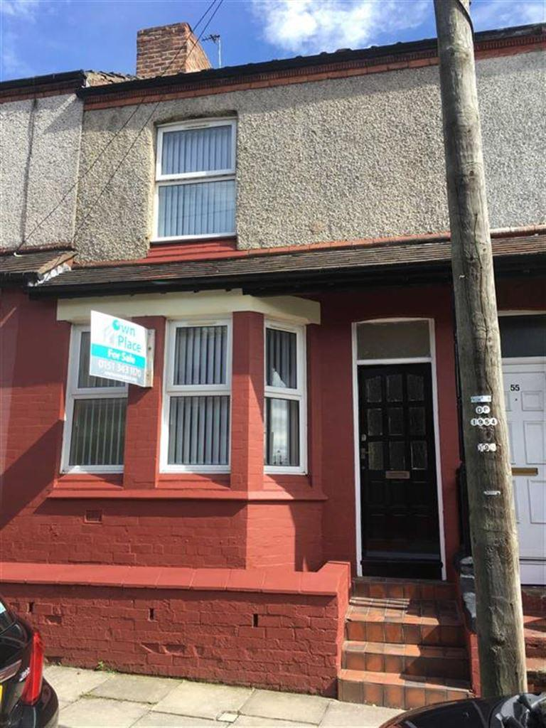 Terraced House for sale in Sherlock Lane, Wallasey, Wirral