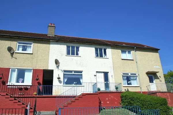 3 Bedrooms Terraced House for sale in 4 Langton Crescent, Pollok, Glasgow, G53 5DB