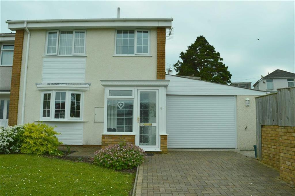 3 Bedrooms End Of Terrace House for sale in Bryniago Road, Swansea, SA4