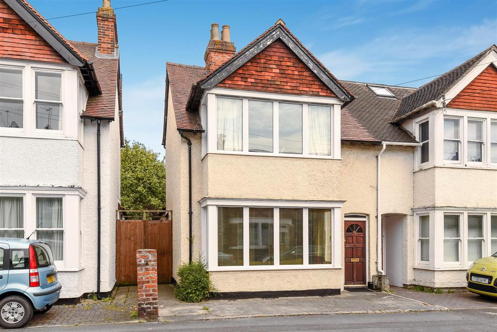 3 Bedrooms Semi Detached House for sale in Stile Road, Headington