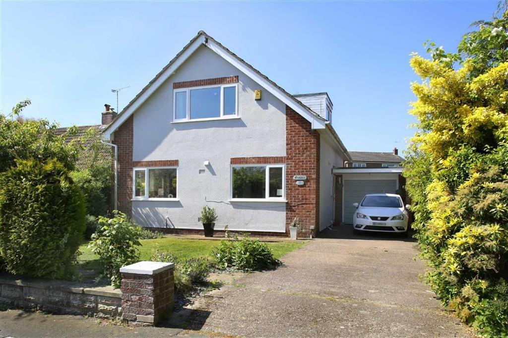 3 Bedrooms Detached House for sale in Highfield Avenue, Audlem Crewe, Cheshire