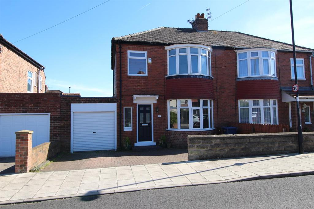 3 Bedrooms Semi Detached House for sale in Dimbula Gardens, Cochrane Park, Newcastle Upon Tyne