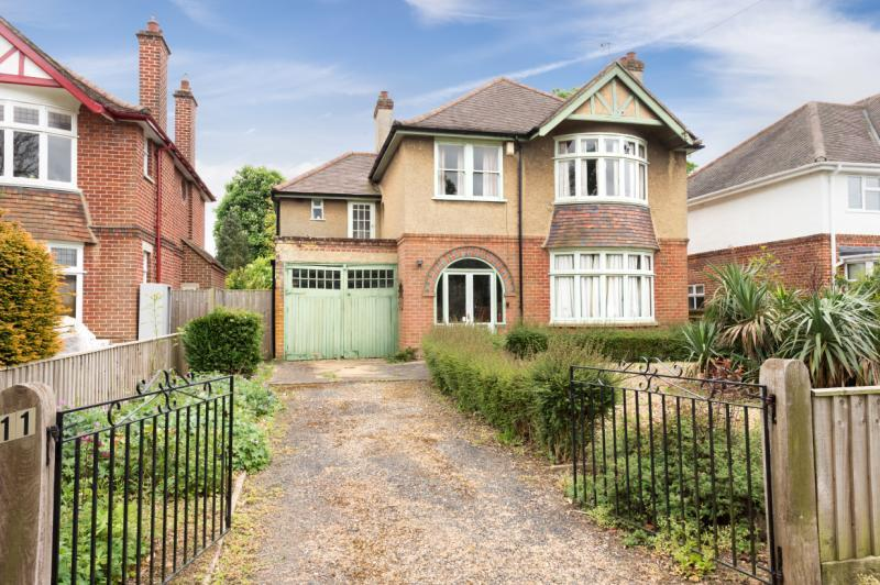 4 Bedrooms Detached House for sale in Apsley Road, Oxford