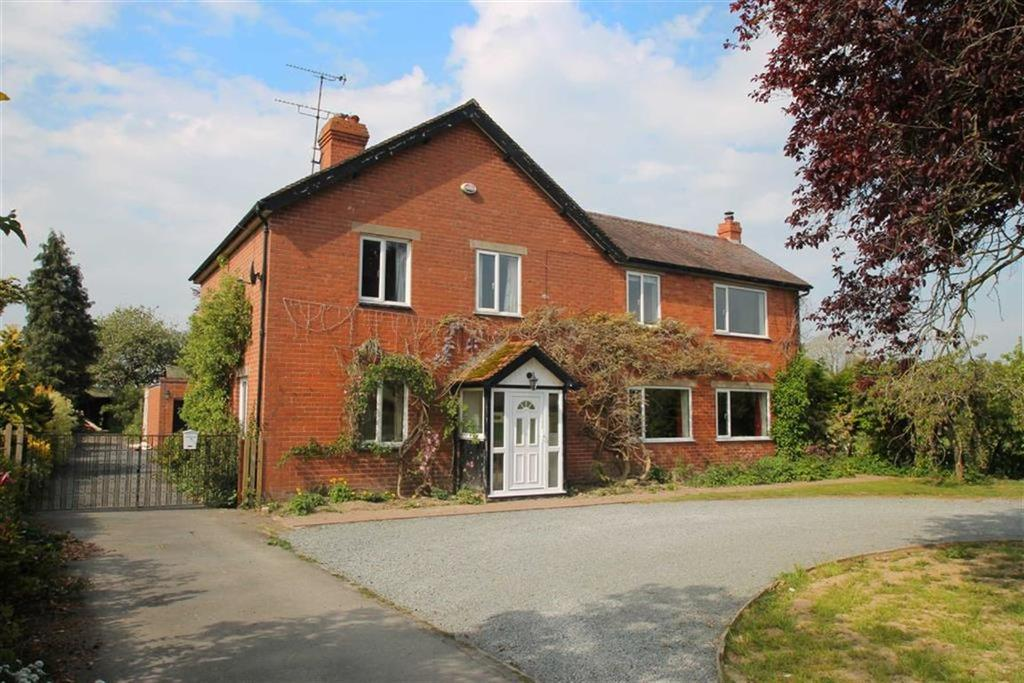 5 Bedrooms Detached House for sale in MORTIMERS CROSS, Kingsland, Herefordshire
