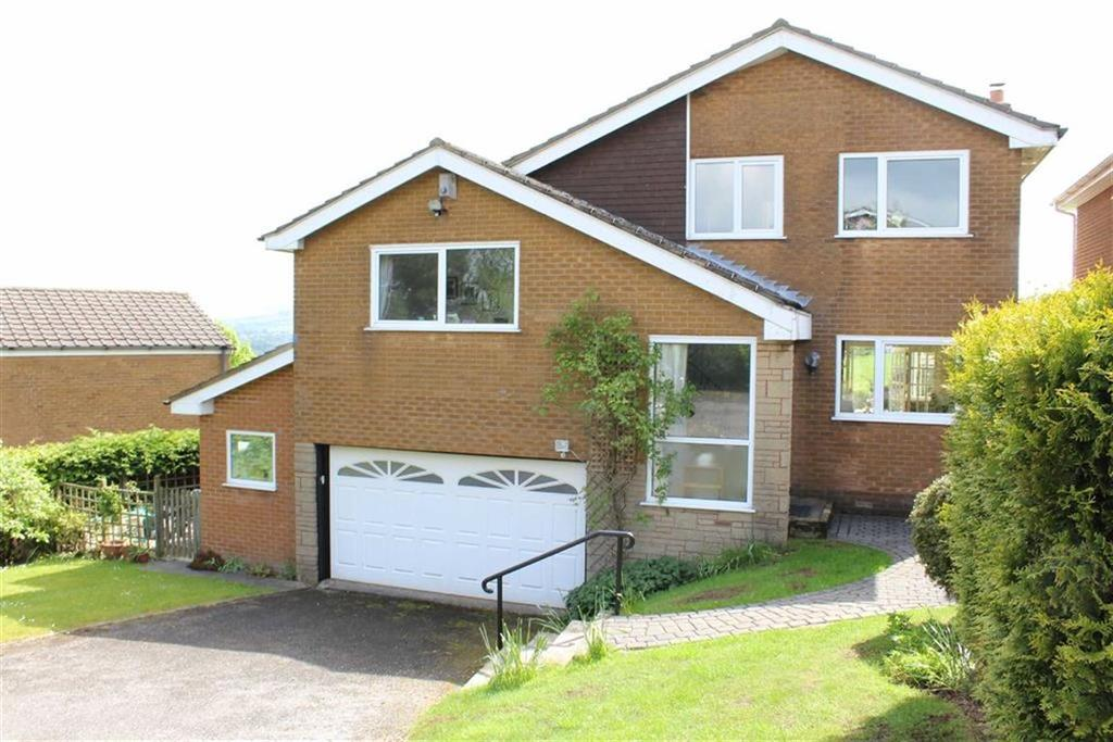 4 Bedrooms Detached House for sale in Chantry Close, Disley, Stockport, Cheshire