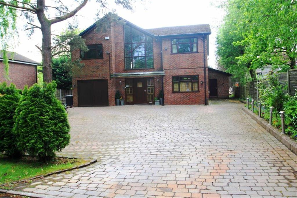 5 Bedrooms Detached House for sale in Osprey Drive, Wilmslow