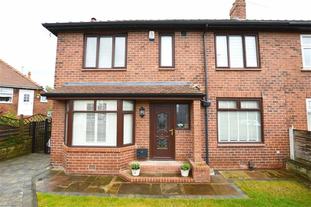 3 Bedrooms Semi Detached House for sale in Pinfold Road, Leeds