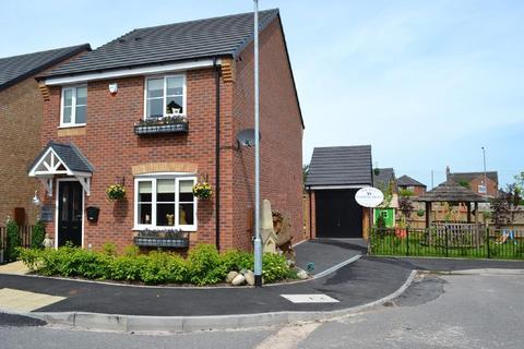 3 bedroom detached house for sale - Rowhurst Crescent, Butt Lane