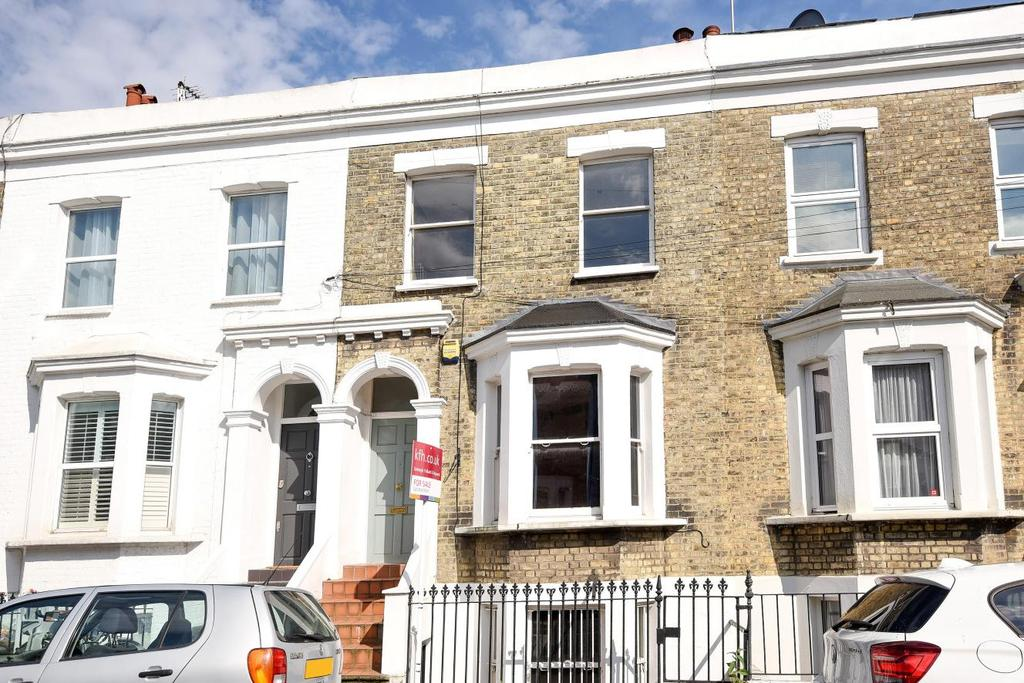 4 Bedrooms Terraced House for sale in Greenside Road, Shepherds Bush, W12