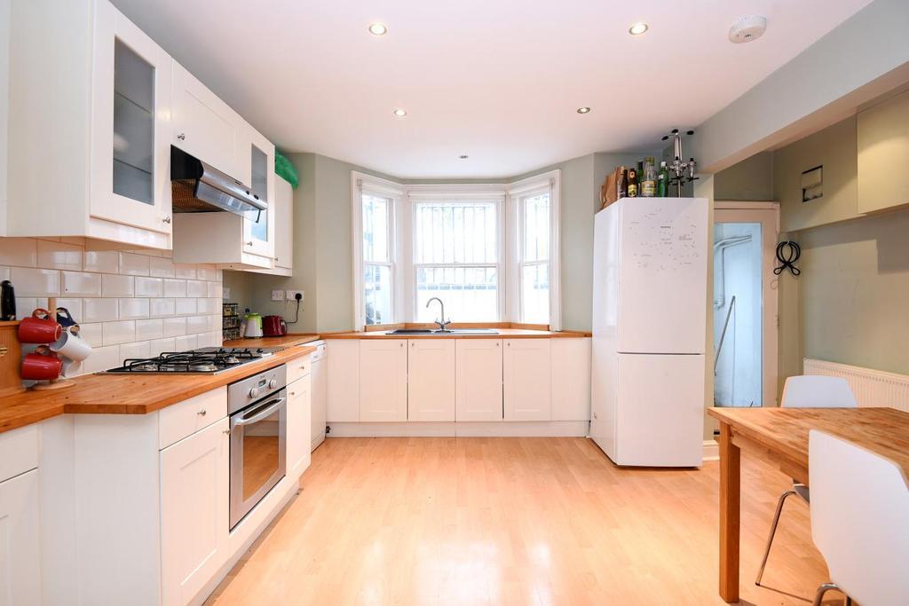 4 Bedrooms Terraced House for sale in Greenside Road, Shepherds Bush, W12