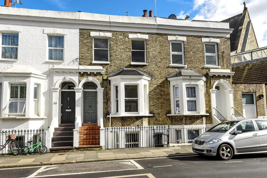 4 Bedrooms Terraced House for sale in Greenside Road, Shepherds Bush