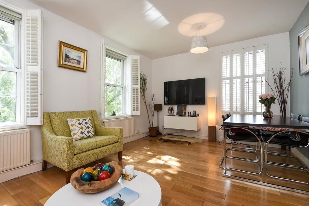 2 Bedrooms Flat for sale in Evelyn Street, Deptford, SE8