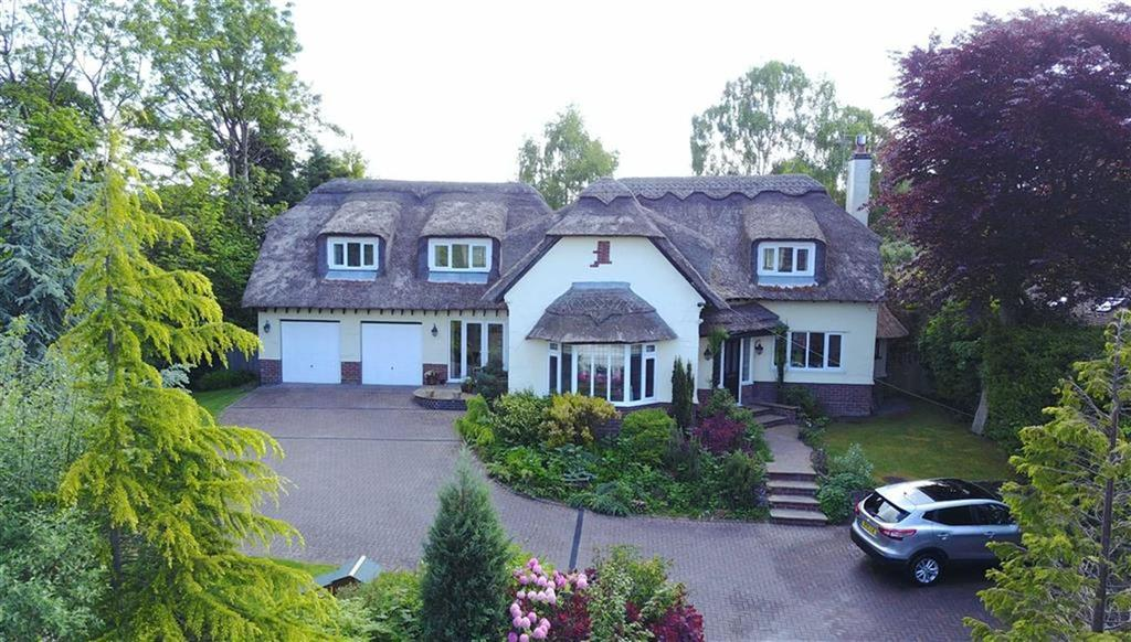 4 Bedrooms Detached House for sale in Dibbinsdale Road, CH63