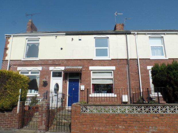 2 Bedrooms Terraced House for sale in WEST VIEW, EASINGTON VILLAGE, PETERLEE AREA VILLAGES