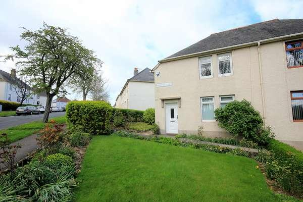 2 Bedrooms Semi-detached Villa House for sale in 1 Annanhill Avenue, Kilmarnock, KA1 2LB