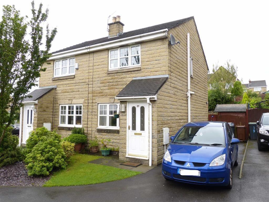 2 Bedrooms House for sale in Ehlinger Avenue, Hadfield, Glossop