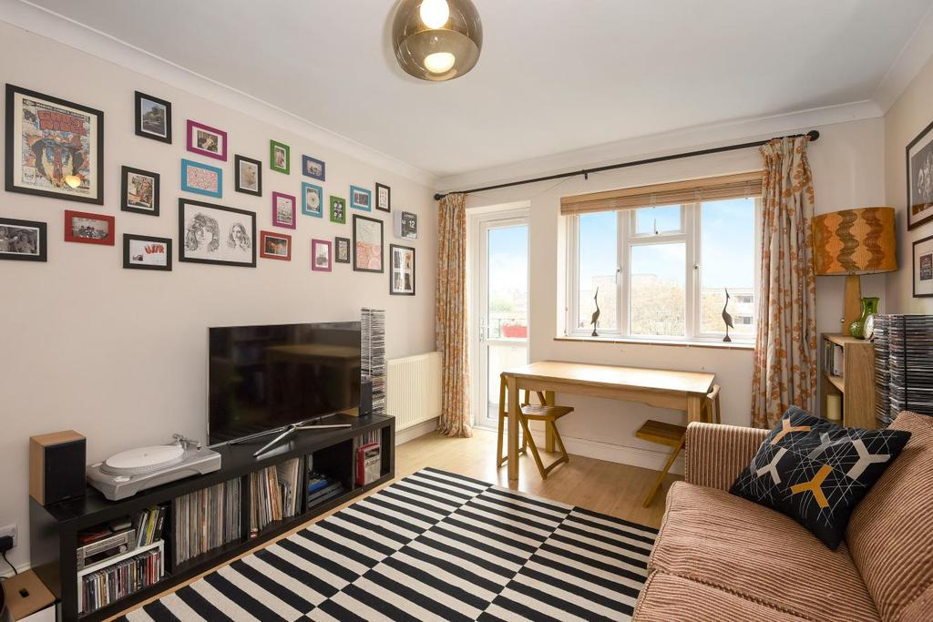 1 Bedroom Flat for sale in Rinaldo Road, Balham, SW12