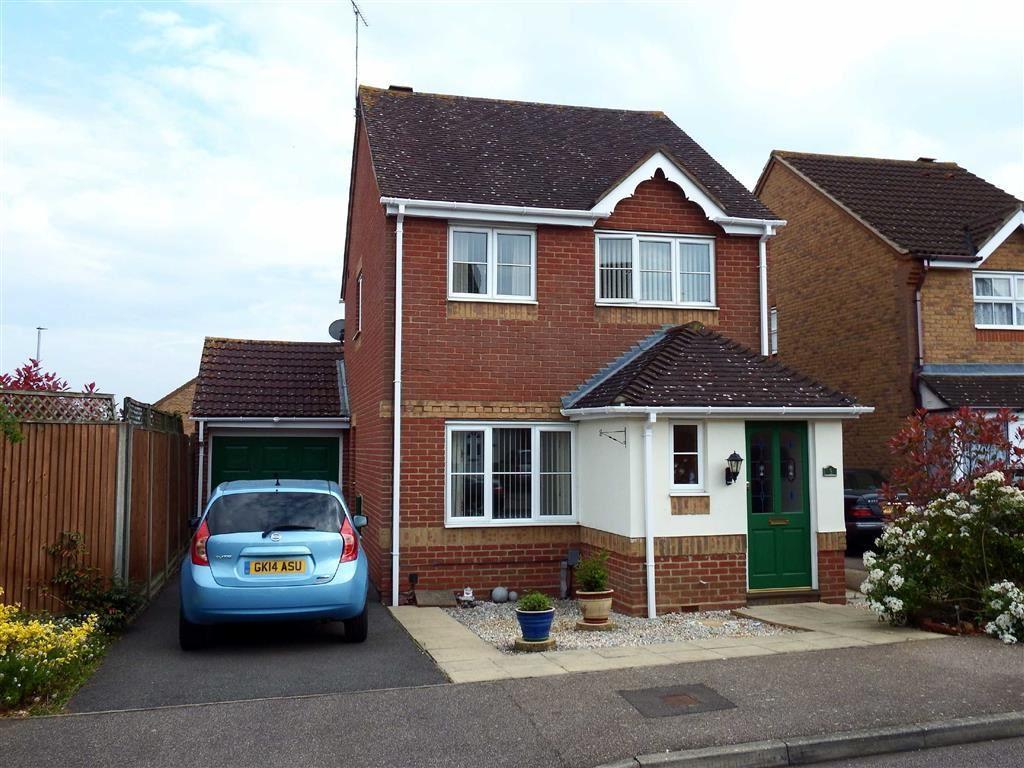 3 Bedrooms Detached House for sale in Neptune Gate, Stevenage, Hertfordshire, SG2