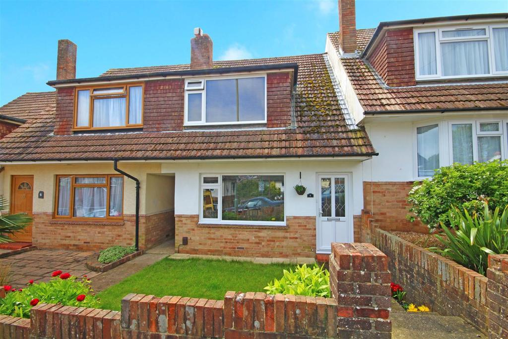 2 Bedrooms Terraced House for sale in Chalky Road, Mile Oak, Portslade
