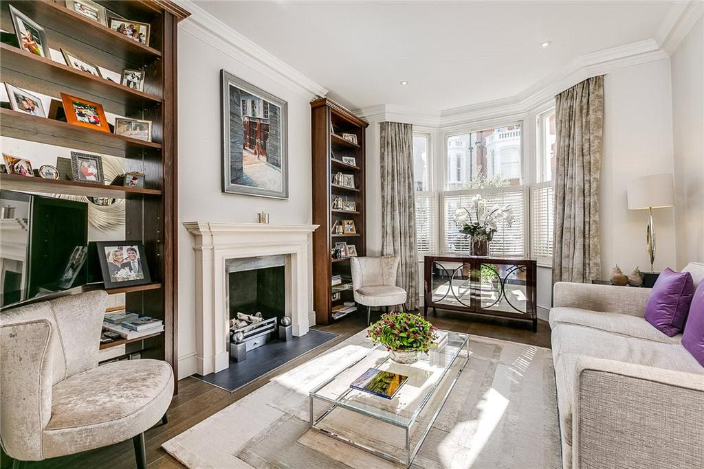 5 Bedrooms Semi Detached House for sale in Waldemar Avenue, London, SW6
