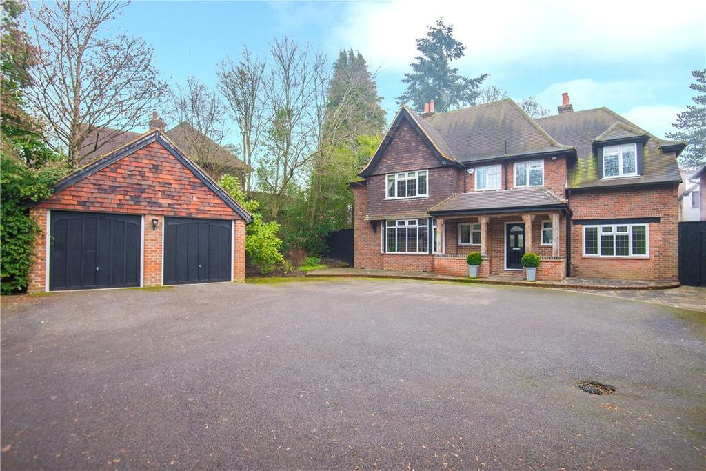 5 Bedrooms Detached House for sale in Burkes Road, Beaconsfield, HP9