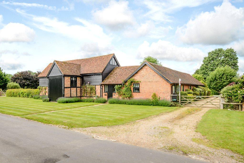 6 Bedrooms Detached House for sale in Smewins Road, White Waltham, Maidenhead, Berkshire, SL6