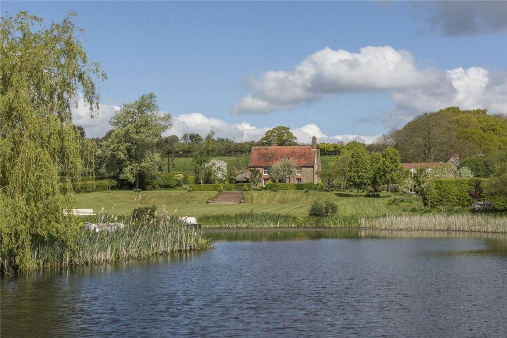 6 Bedrooms Detached House for sale in Shaftesbury Lane, Stoke Trister, Wincanton, Somerset, BA9