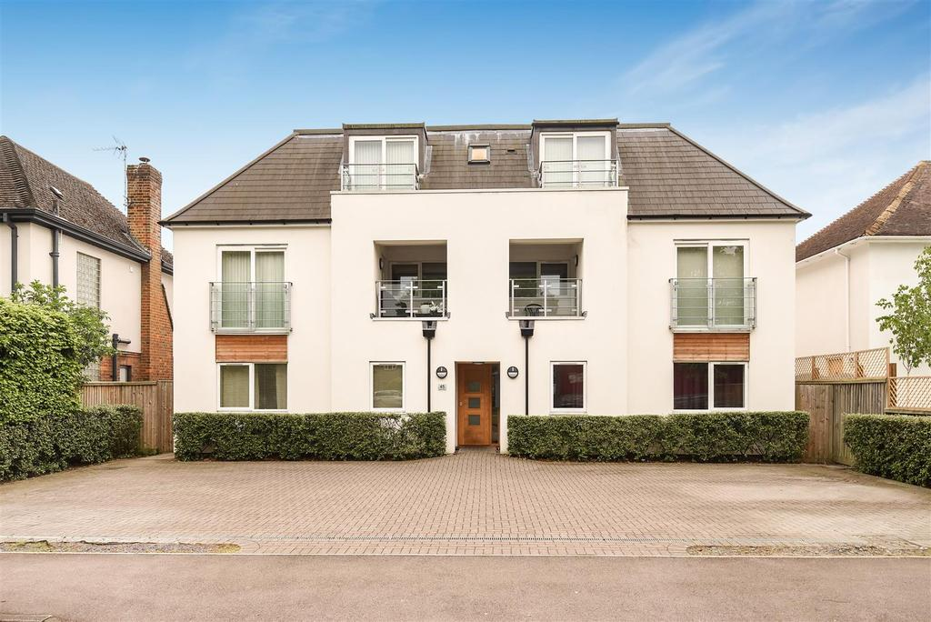 1 Bedroom Apartment Flat for sale in Sunderland Avenue, North Oxford