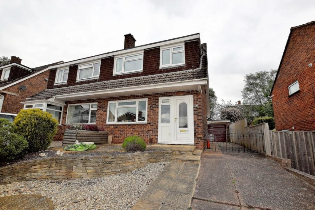 3 Bedrooms House for sale in Barley Farm Road, St.Thomas, EX4