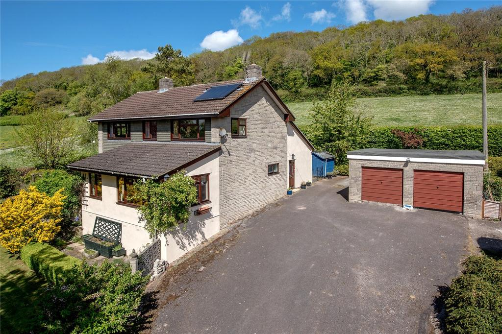5 Bedrooms Detached House for sale in Stoke St. Mary, Taunton, Somerset