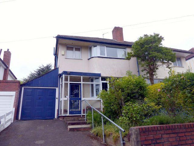 3 Bedrooms Semi Detached House for sale in West Avenue,Handsworth Wood,Birmingham