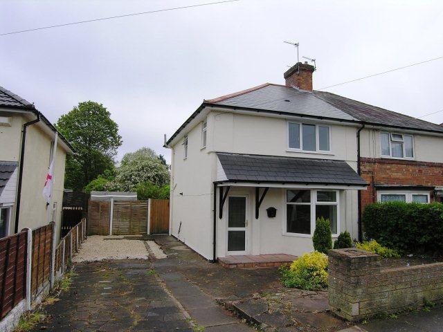 3 Bedrooms Semi Detached House for sale in Plumstead Road,Kingstanding,Birmingham