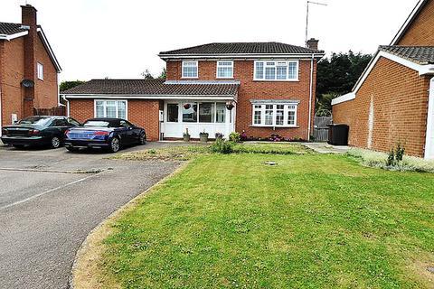 4 bedroom detached house for sale - Wakehurst Drive, East Hunsbury, Northampton, NN4