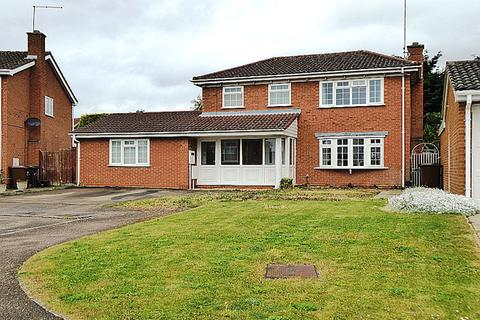4 bedroom detached house for sale - Wakehurst Drive, East Hunsbury, Northampton, NN4