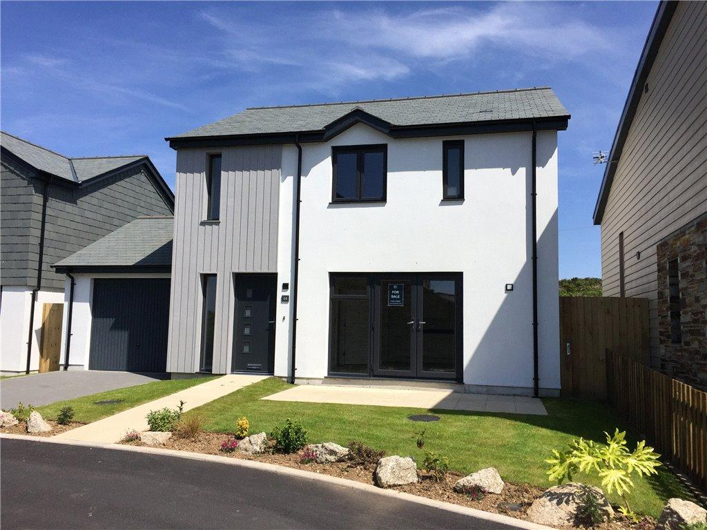 3 Bedrooms Detached House for sale in 14 The Carracks, Halestown, St Ives, Cornwall